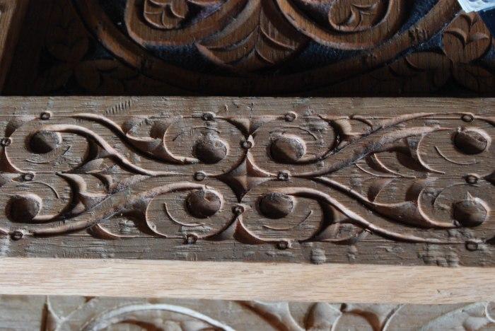 raking on carving 2