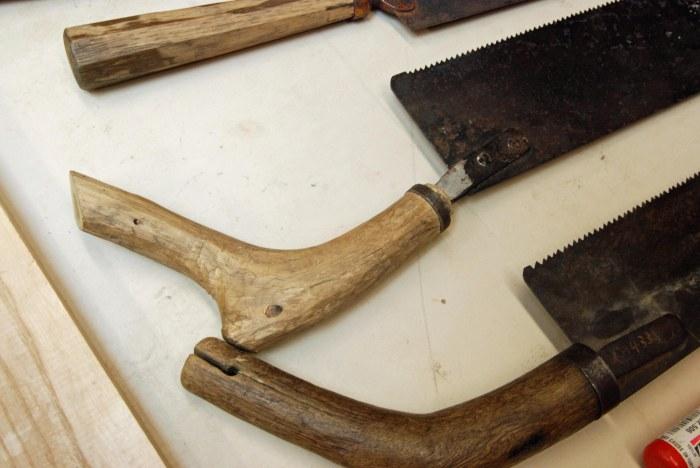 natural handles