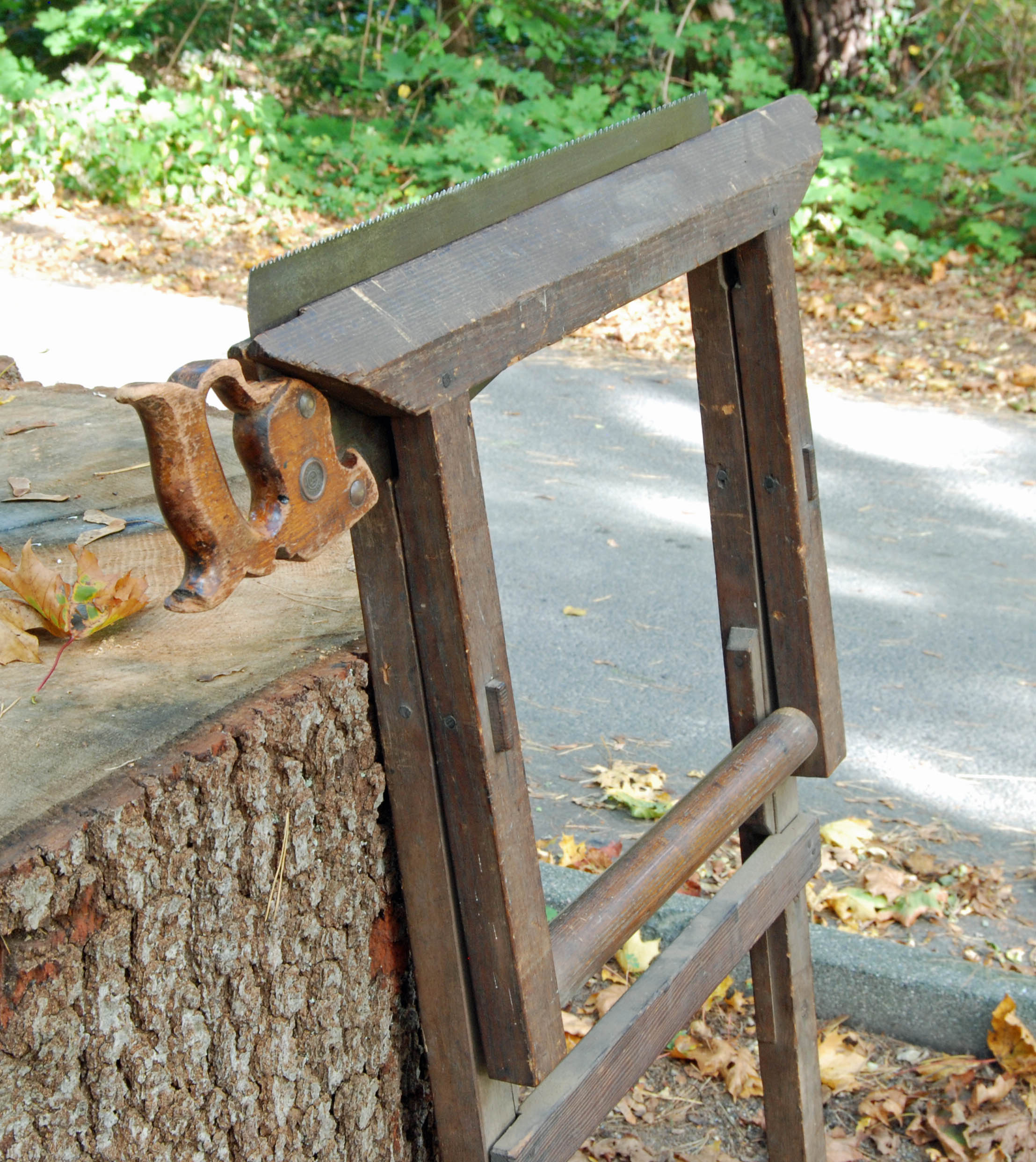 Wooden saw vise peter follansbee joiner s notes