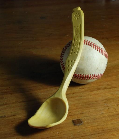 nov spoon 06 w baseball