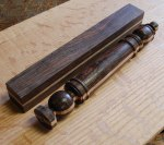 rosewood turnings
