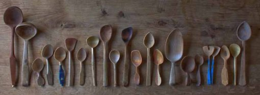 Robin Wood's 20 spoons