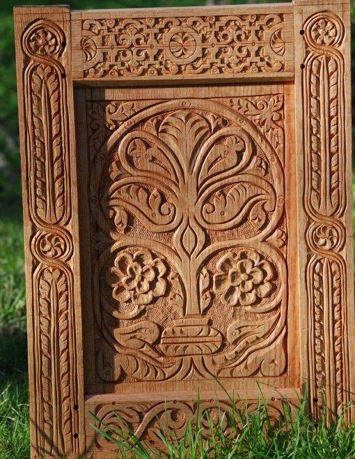 frame & panel