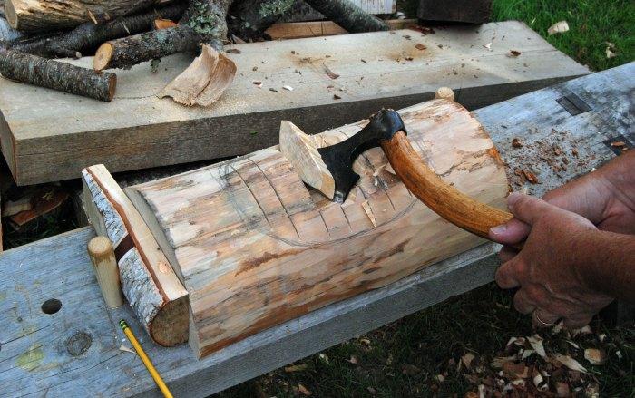 axe work inside 2