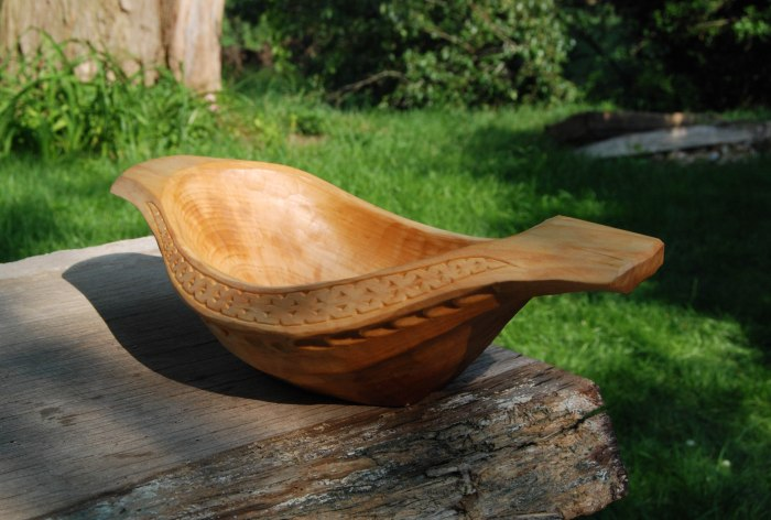 birch bowl upside down overall