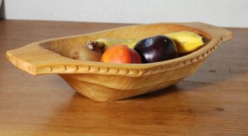 hewn bowl 14-03