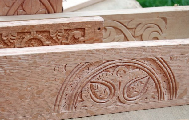 how to start wood carving