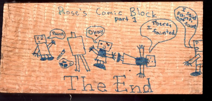rose's comic block pt 1