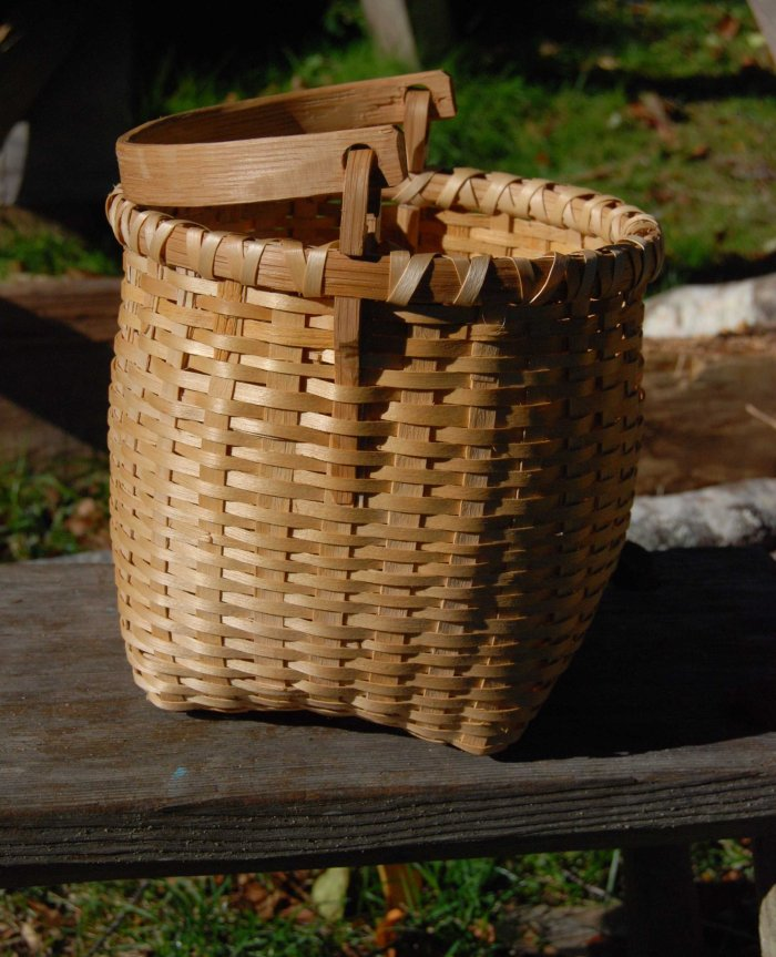 basket 14-01 swing handle