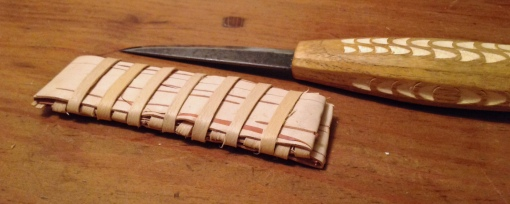 birch & ash sheath