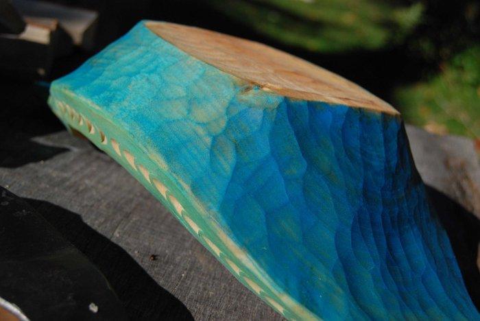 bowl 14-03 blue