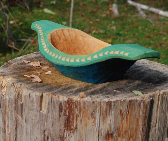 hewn bowl 14-03 long view