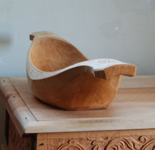 bowl end