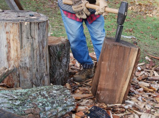 walnut bolt