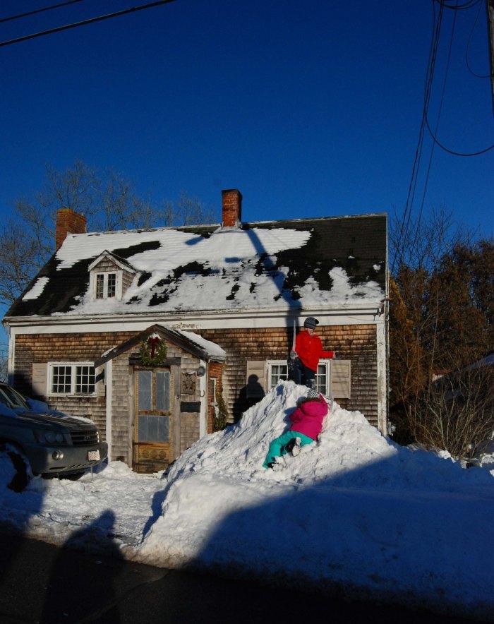 heap o snow