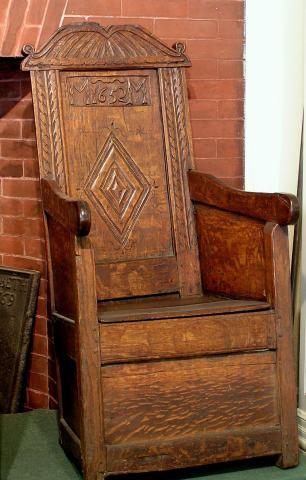 metcalfe chair