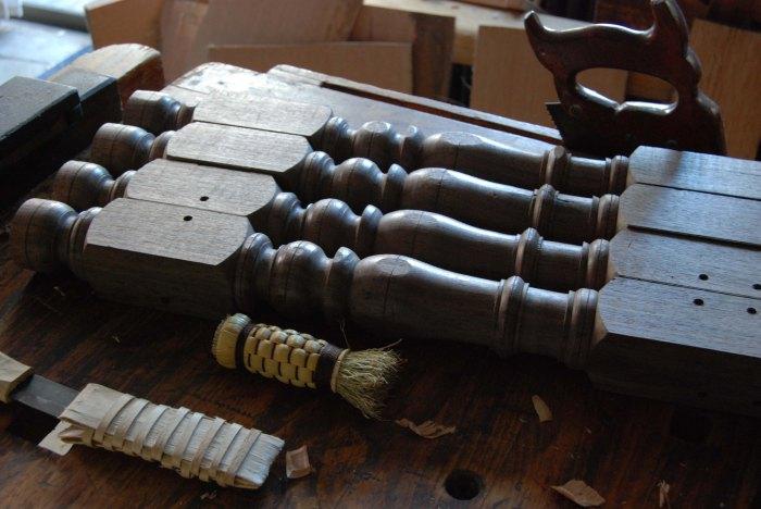 stool parts