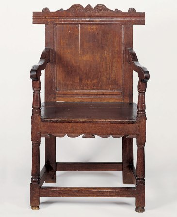 wainscot chair Pil Hall