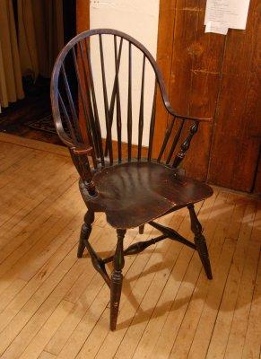 c a chair