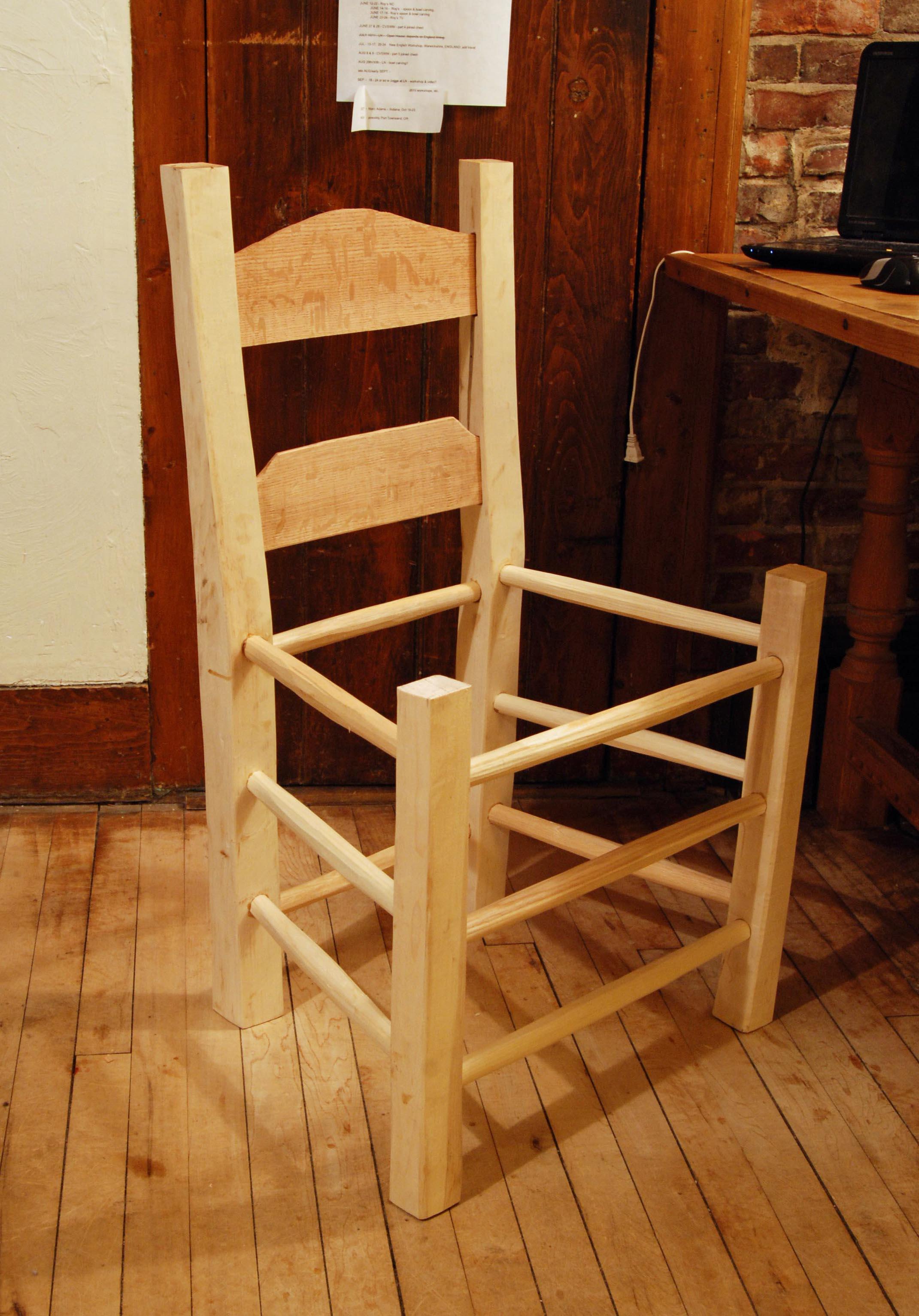 plain chair