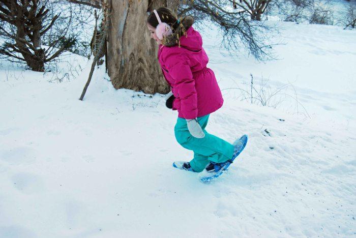 REF snow shoes