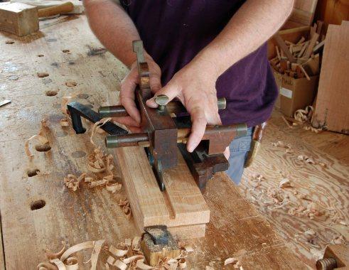 plowing drawer sides