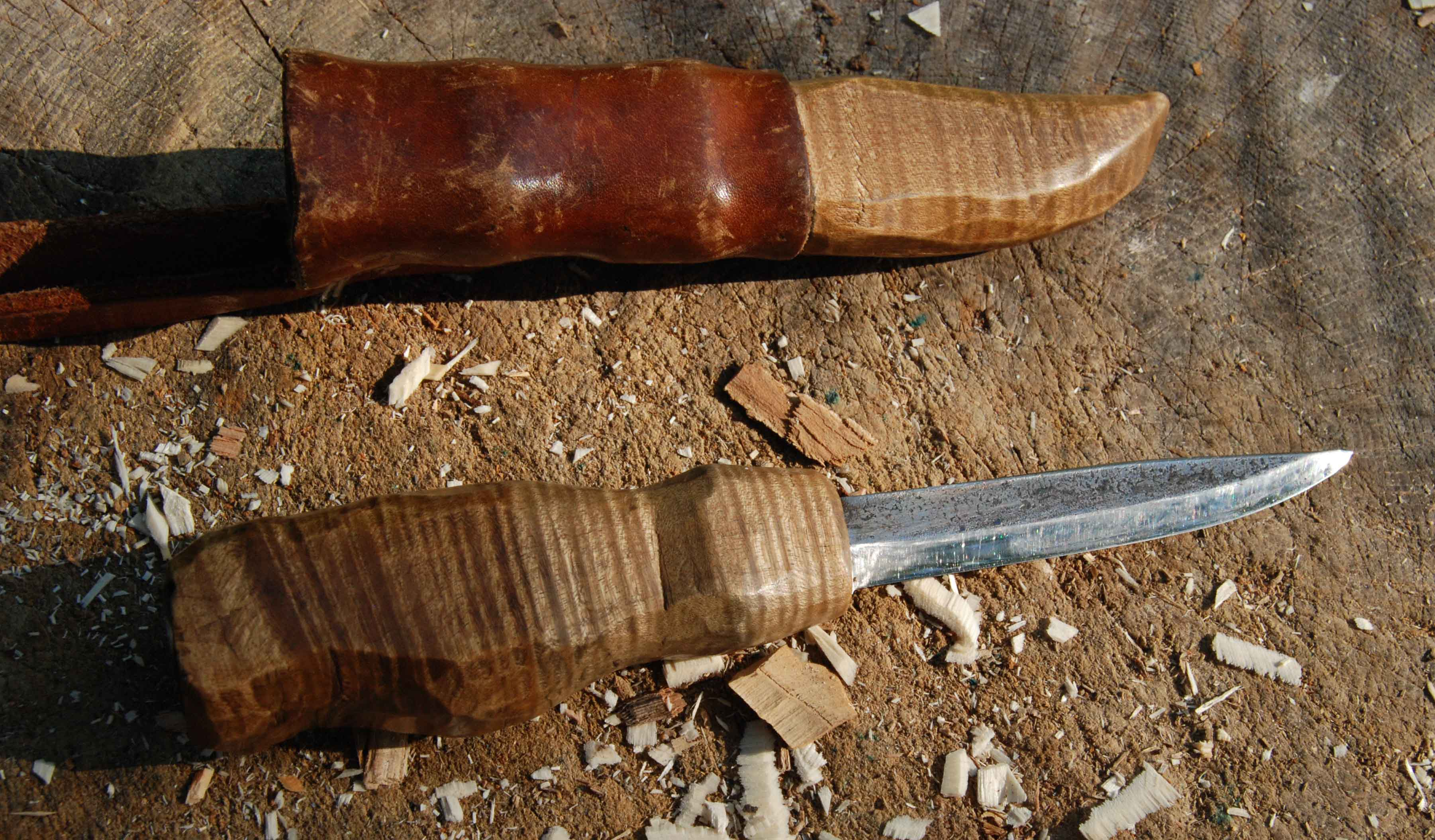 Some spoon carving knives peter follansbee joiner s notes