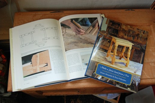 joint stool book