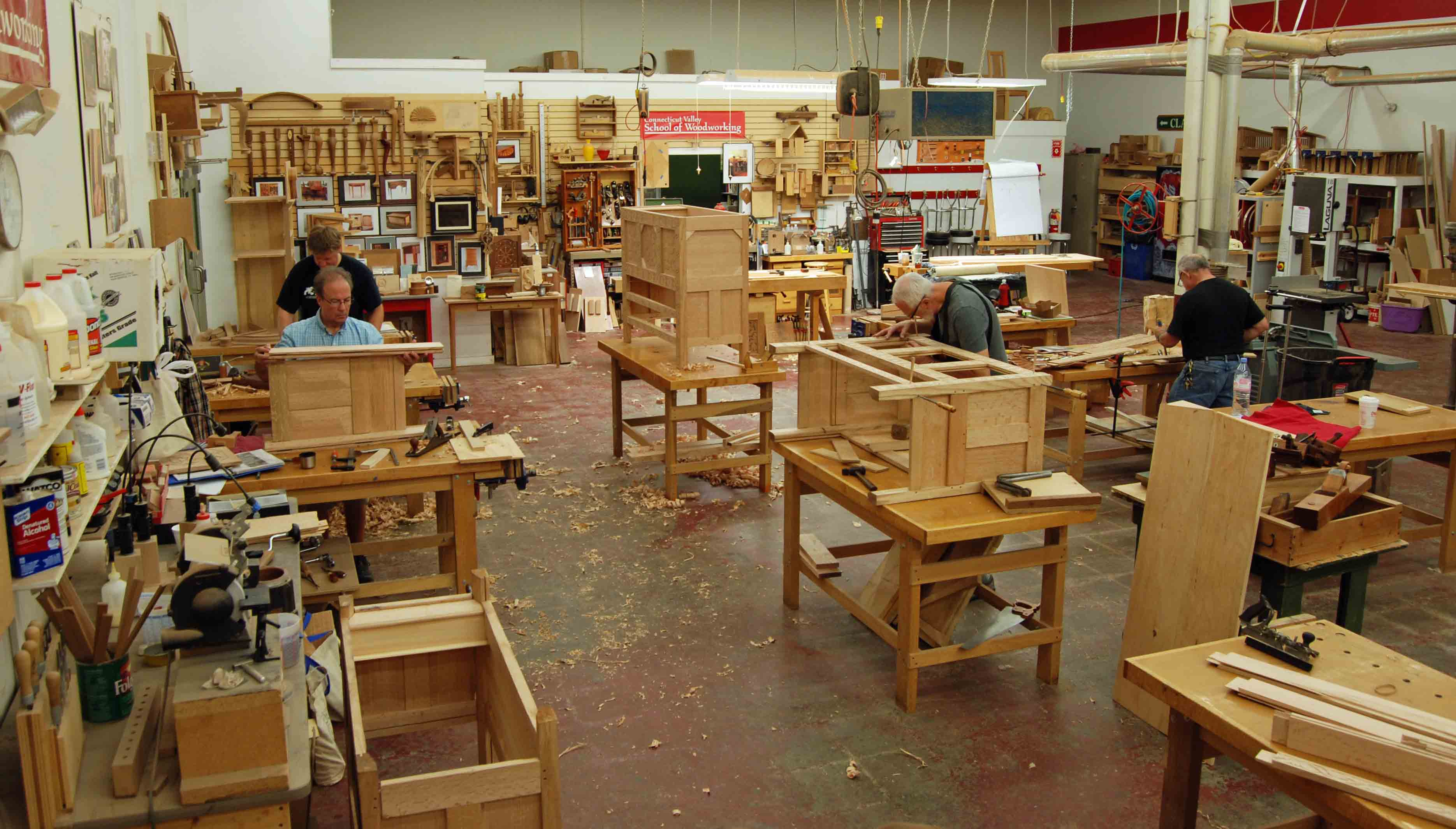 Connecticut Valley School Of Woodworking Peter Follansbee