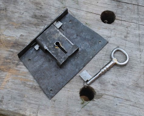 mark's lock