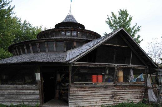 library yurt