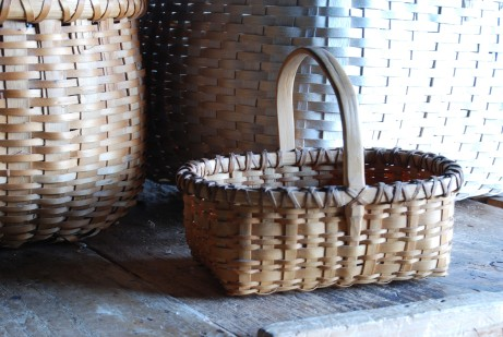small rect basket