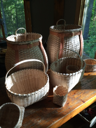 April's baskets