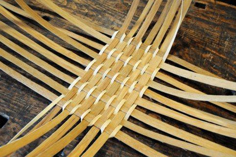 filled weave