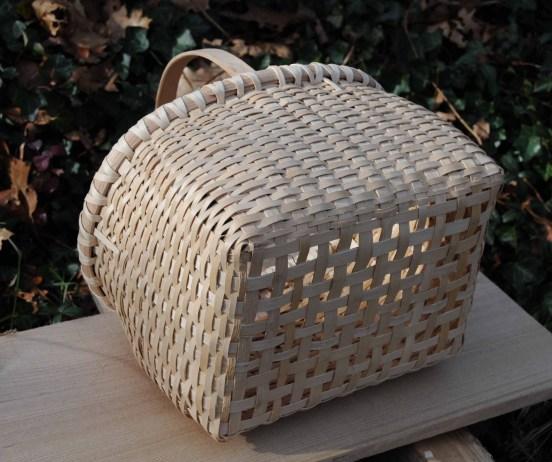 rect basket ash lashing bottom