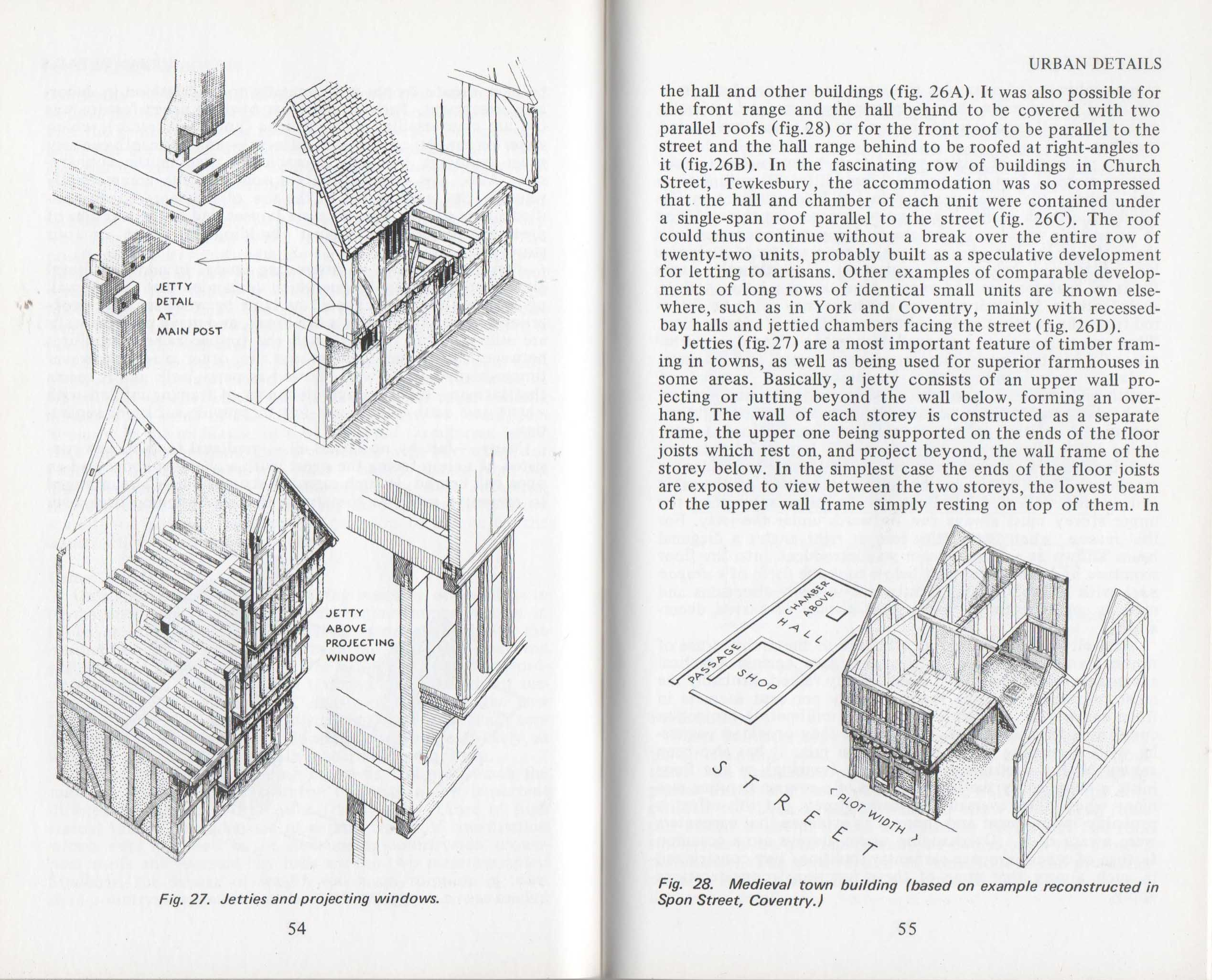 timber framing | Peter Follansbee, joiner\'s notes | Page 2