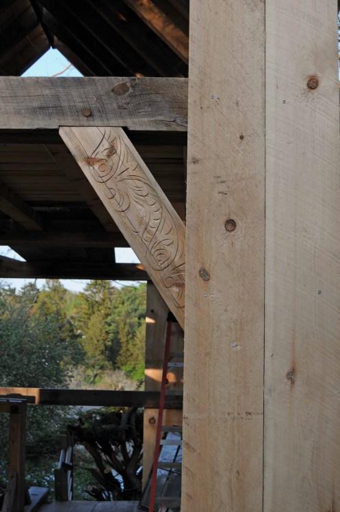 carved brace evidence