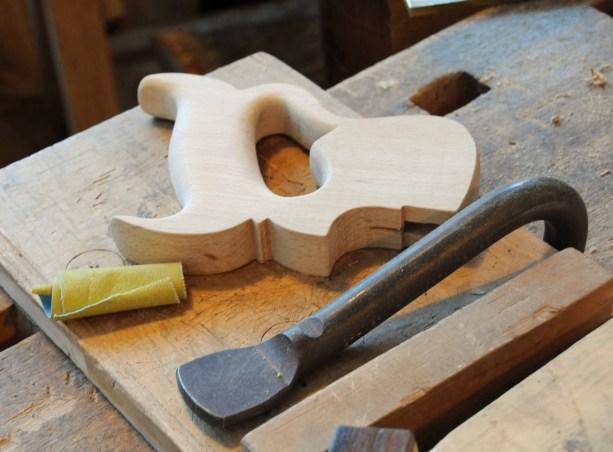 saw handle