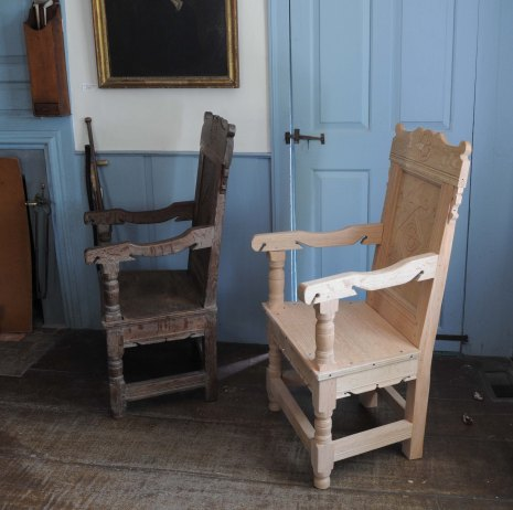 side view chairs