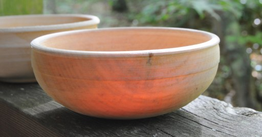 turned bowls
