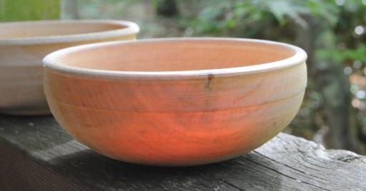 turned bowls