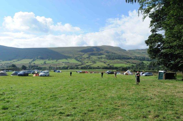 field & hills