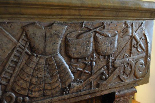 stone mantle pt 2 1662