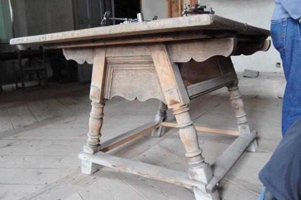table-frame
