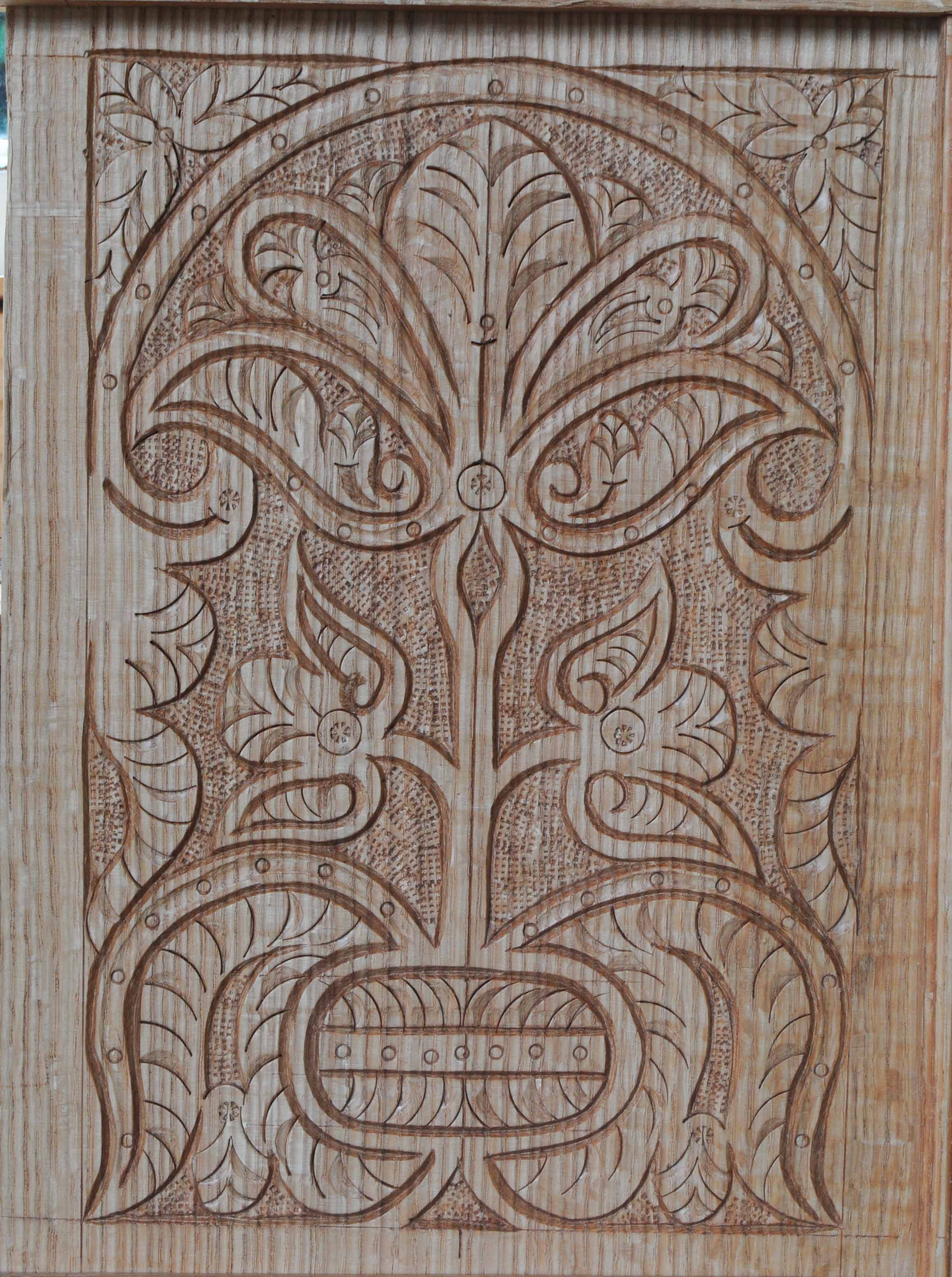 Carved Panel Designs Peter Follansbee Joiner S Notes