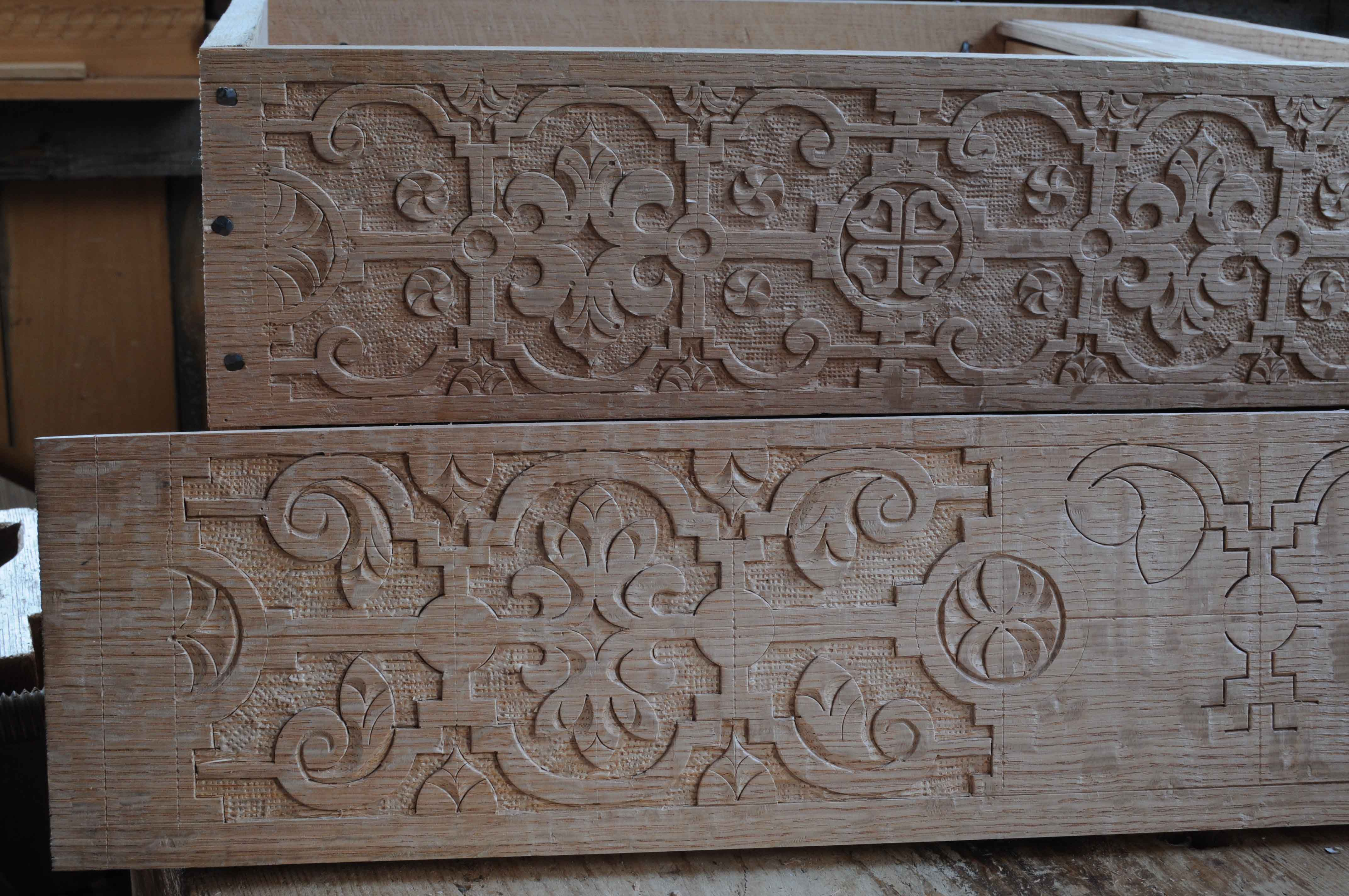 Best wood for chip carving p a top